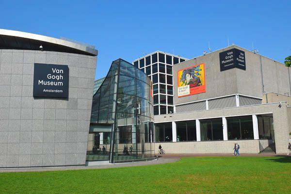 Museo van Gogh de Amsterdam