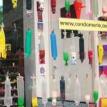 Condomerie, singular tienda en el Barrio Rojo