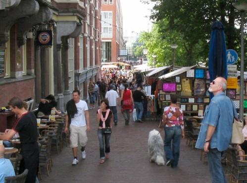 Mercado de pulgas, Amsterdam