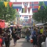 Albert Cuypmarkt, histórico mercado callejero