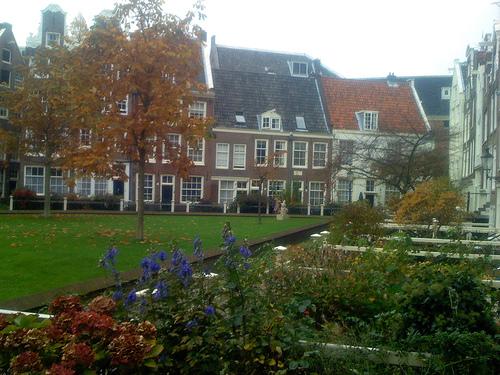 Hofjes en Amsterdam