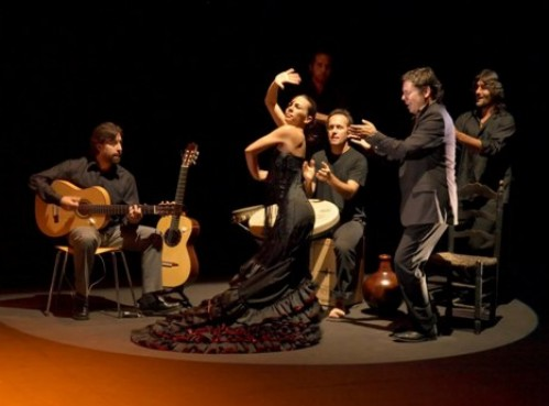 Flamenco en Amsterdam