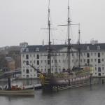 Nederlands Scheepvaartmuseum, un viaje por el mar