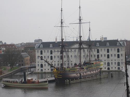 Museo Marítimo Holandes