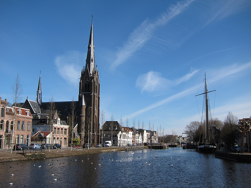 Weesp, Amsterdam