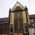 La Nieuwe Kerk o Iglesia Nueva de Ámsterdam
