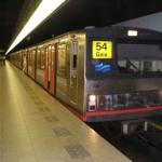 El metro de Ámsterdam