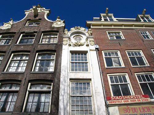 Casas estrechas de msterdam for Casas estrechas