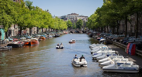 Alojamientos en Ámsterdam