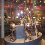 Visitando el Museo Ajax, en el Amsterdam Arena