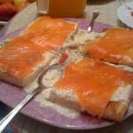 Como preparar la Tostada Holandesa