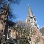 Vondelkerk, la Iglesia de Cristal