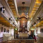 El Museo Amstelkring y su capilla en el ático