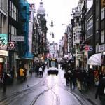 De compras por el centro de Amsterdam
