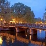 Brouwersgracht, el más hermoso de los canales de Ámsterdam