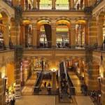 Magna Plaza, compras en Ámsterdam