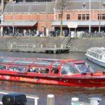 Información sobre el bus turístico de Ámsterdam