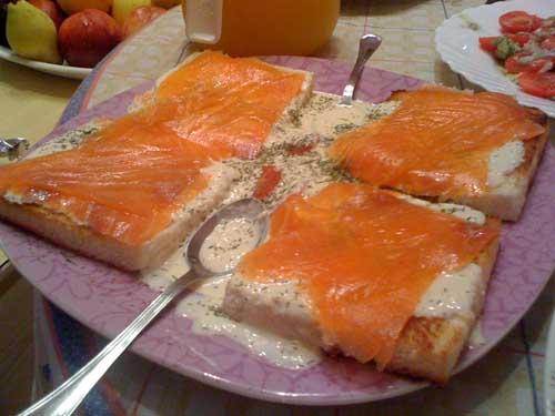Tosta Holandesa