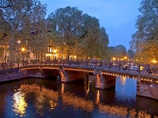 Brouwersgracht, canal de Amsterdam