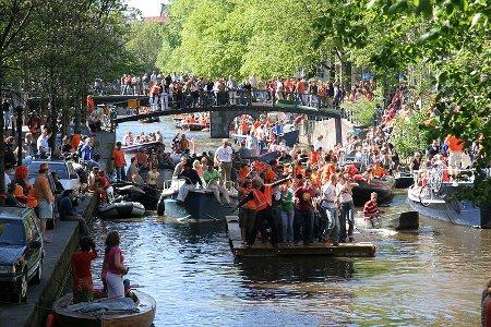 Calendario de eventos importantes de Ámsterdam