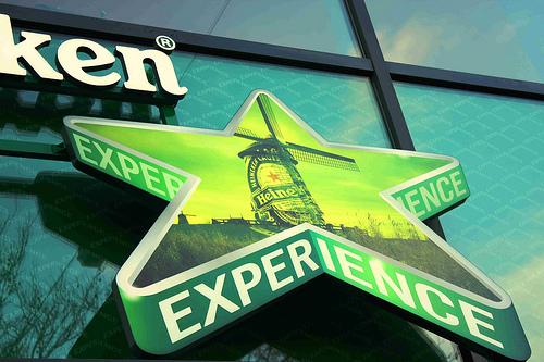 Heineken Experience, museo de la cerveza holandesa