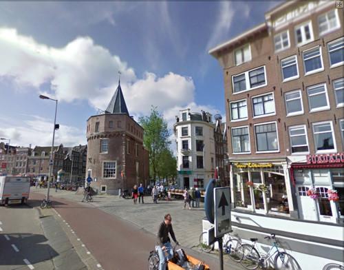 Hotel France, en el centro de Ámsterdam