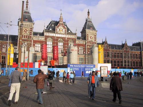 estacion-central-de-amsterdam