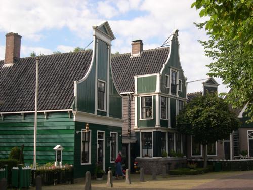 Zaanse Schans, una aldea del siglo XVII