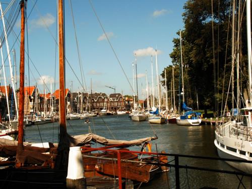 Hoorn, ciudad histórica cerca de Ámsterdam