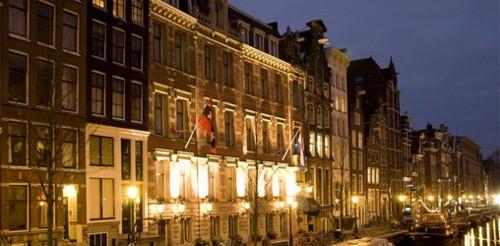 Rembrandt Hotel, un clásico en Ámsterdam