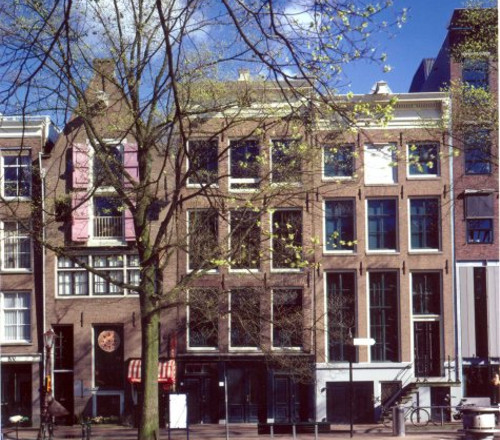 La casa de Ana Frank, emoción e inspiración