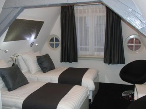 Cc, un hotel con encanto en Amsterdam