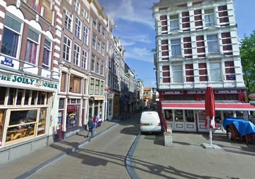 Zeedijk y alrededores, en la ciudad antigua