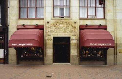 La Casa Hajenius, un museo del tabaco en Ámsterdam