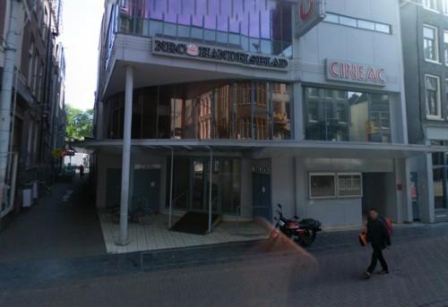 Cineac, antiguo cine, hoy moderno restaurante