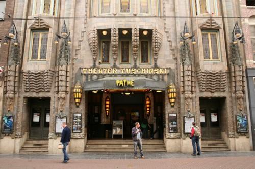 Tuschinski, historia de un teatro de Ámsterdam