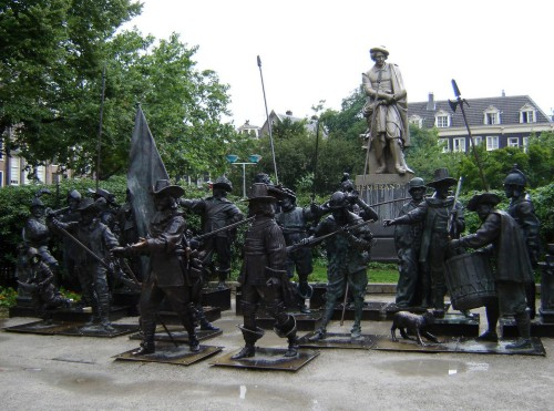 Monumento a Rembrandt