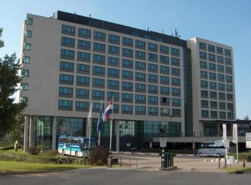 El destacado Radisson BLU Hotel Amsterdam Airport