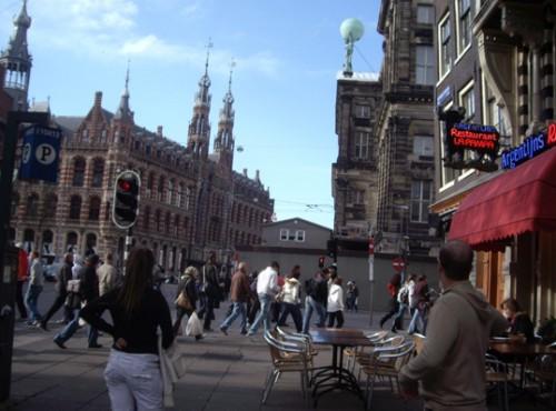 Jodenbuurt, el barrio judío de Amsterdam