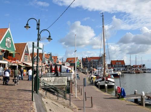 Volendam, pueblo de arraigadas tradiciones