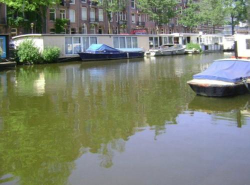 Vivir y hospedarse en una casa-barco