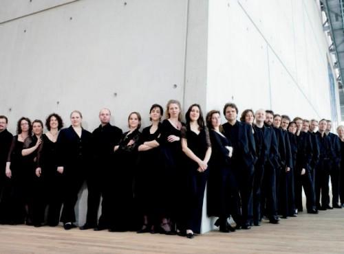 Cappella Amsterdam, reconocido coro holandés